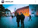 Melihat Gaya Ashanty Ikut Anang Kunker ke Polandia Bareng Fadli Zon