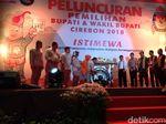 Partisipasi Pemilih di Kabupaten Cirebon Masih Rendah