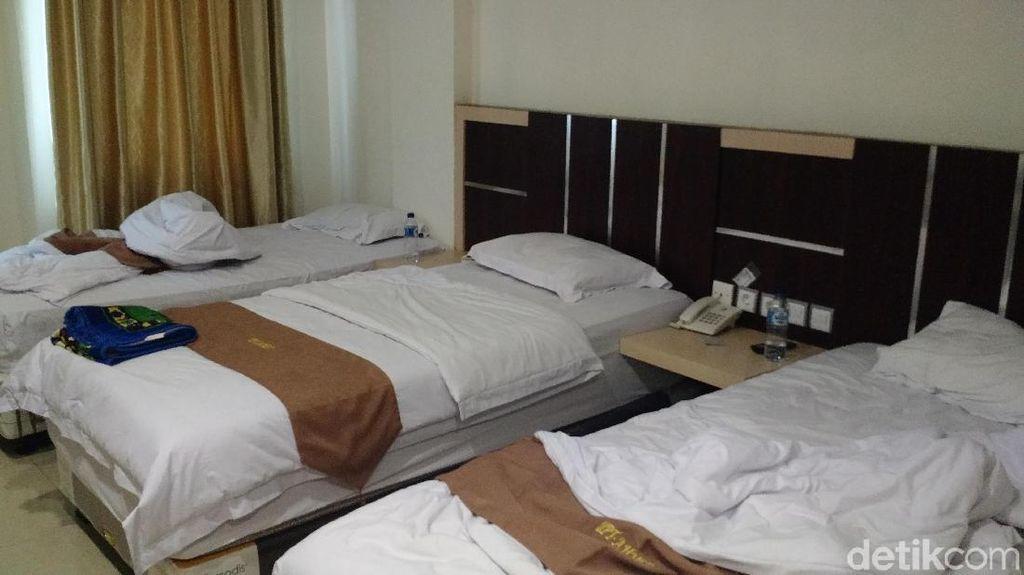 Ini Kamar-kamar di Medan untuk Relawan di Nikahan Kahiyang