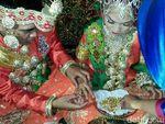Heboh di Bone, Pria Ini Beri 118 Cincin Emas untuk Mahar Nikah