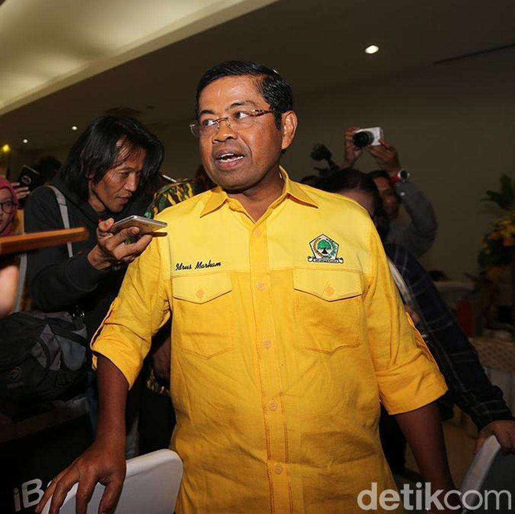 Soal Sekjen Golkar Pengganti Idrus, Airlangga: Nanti di Munaslub