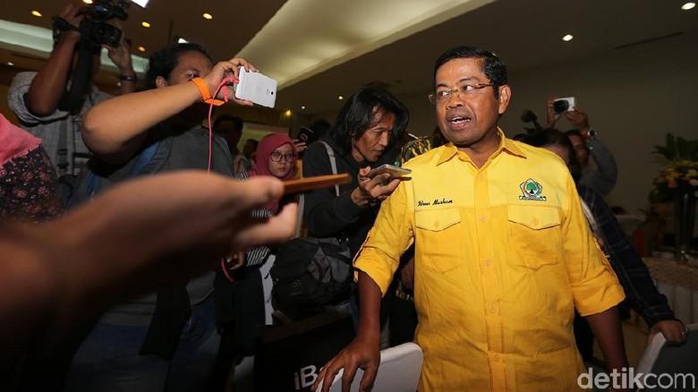 Plt Ketum Kumpulkan Sayap Partai Golkar Bahas soal Novanto