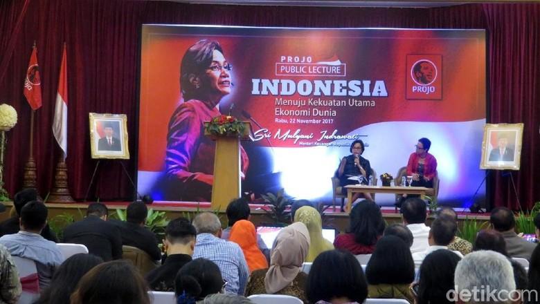 Sri Mulyani: Presiden Bangun Indonesia Sentris