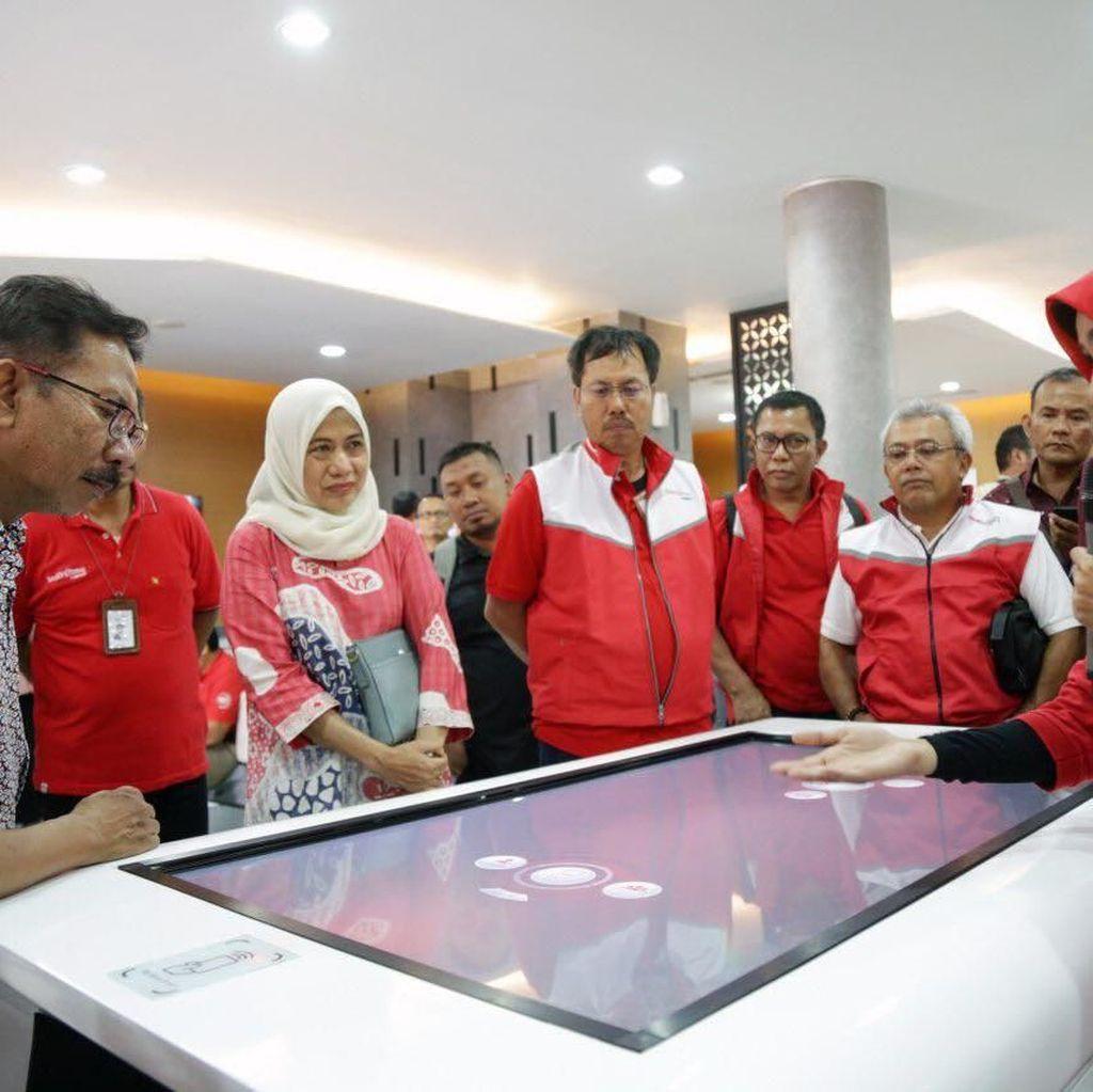 Usai Medan dan Tangerang, GraPARI TelkomGroup Dibuka di Surabaya