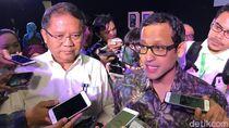 Go-Jek Diterpa Isu Monopoli, Menteri Rudiantara Angkat Bicara