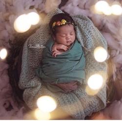 Adreena, Putri Kecil Olla Ramlan yang Super Cute