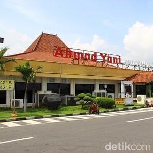 Terminal Baru Bandara Ahmad Yani Operasi 2018, Ini Progresnya