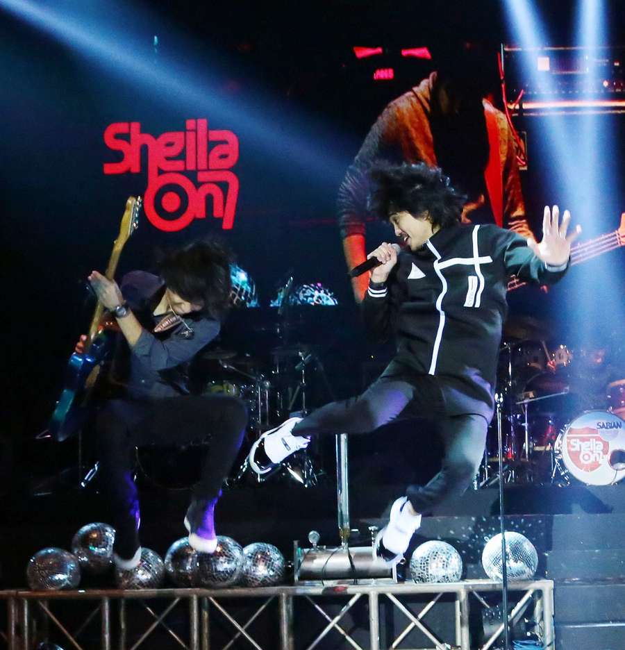 Begini Jadinya 5 Band Super Indonesia Berada Sepanggung