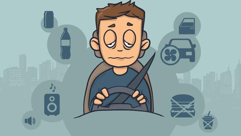 Seberapa Penting Olahraga Agar Tidak Cepat Mengantuk Saat Berkendara?