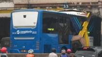 Tak Ada Penumpang di TransJ yang Nyangkut di Terowongan Jatinegara
