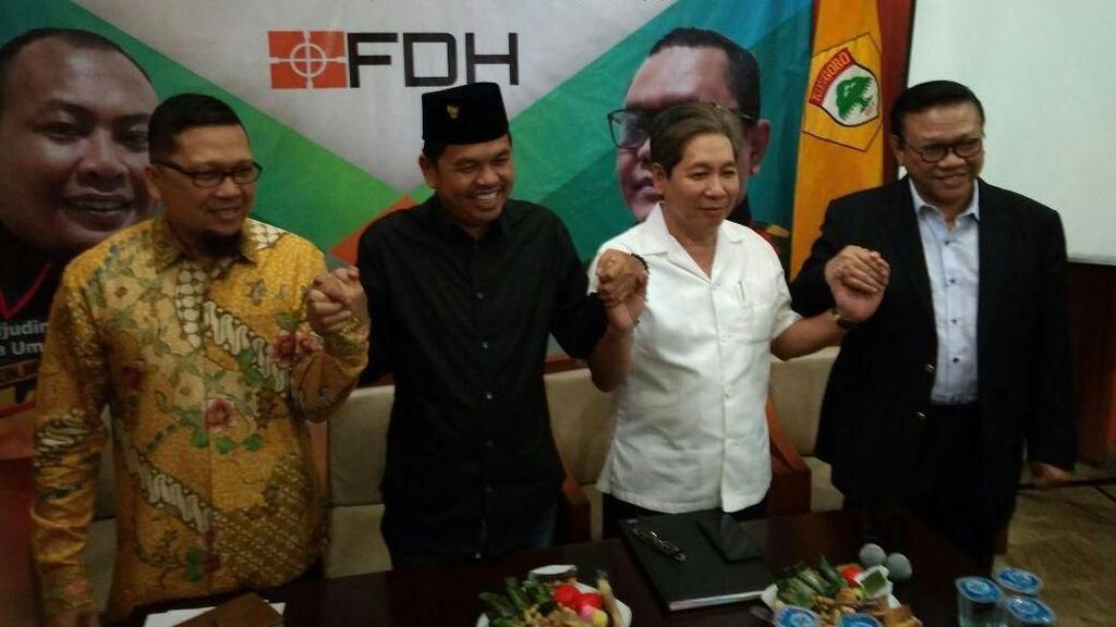 Minta Munaslub Ganti Novanto, Golkar Jabar Ajak DPP Musyawarah