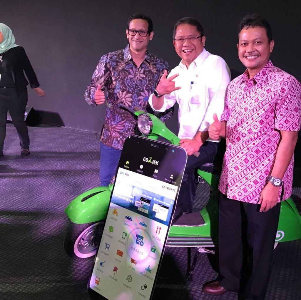 Alipay Milik Alibaba Hadir di Bali, Go-Jek: Ayo Kita Lawan!