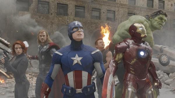 Siapa Black Order di Avengers: Infinity War?