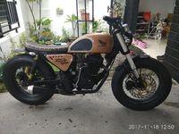 Top! Honda Tiger Revo ala Japstyle