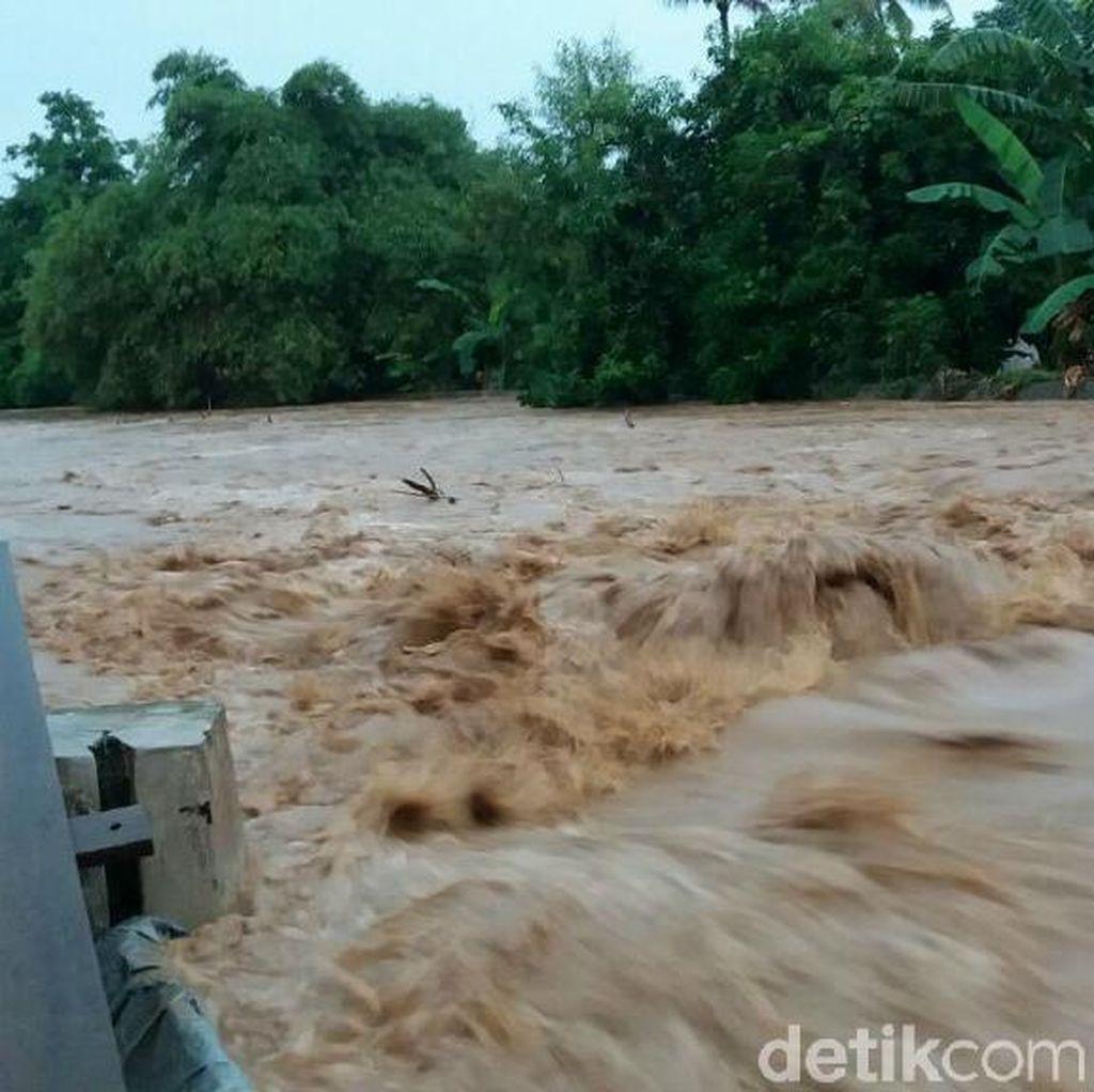 Tanggul Jebol di Semarang, 100 Rumah Terdampak Banjir