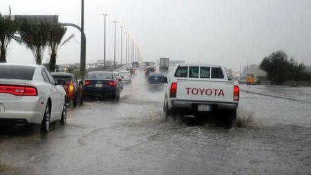 Foto: Ganasnya Banjir yang Lumpuhkan Jeddah