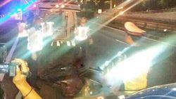 Jenazah Ditemukan di Tol Tomang KM 13