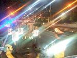 Diduga Penyeberang Jalan, Jenazah di Tol Tomang Dibawa ke RSCM