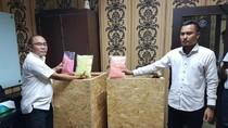 600 Ribu Ekstasi Asal Belanda Diselundupkan Berkedok Mesin Vakum