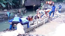 Jatipadang Banjir, Ketua RW Minta Anies Segera Normalisasi Kali Pulo