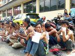 46 Orang Terjaring Operasi Preman di Palembang