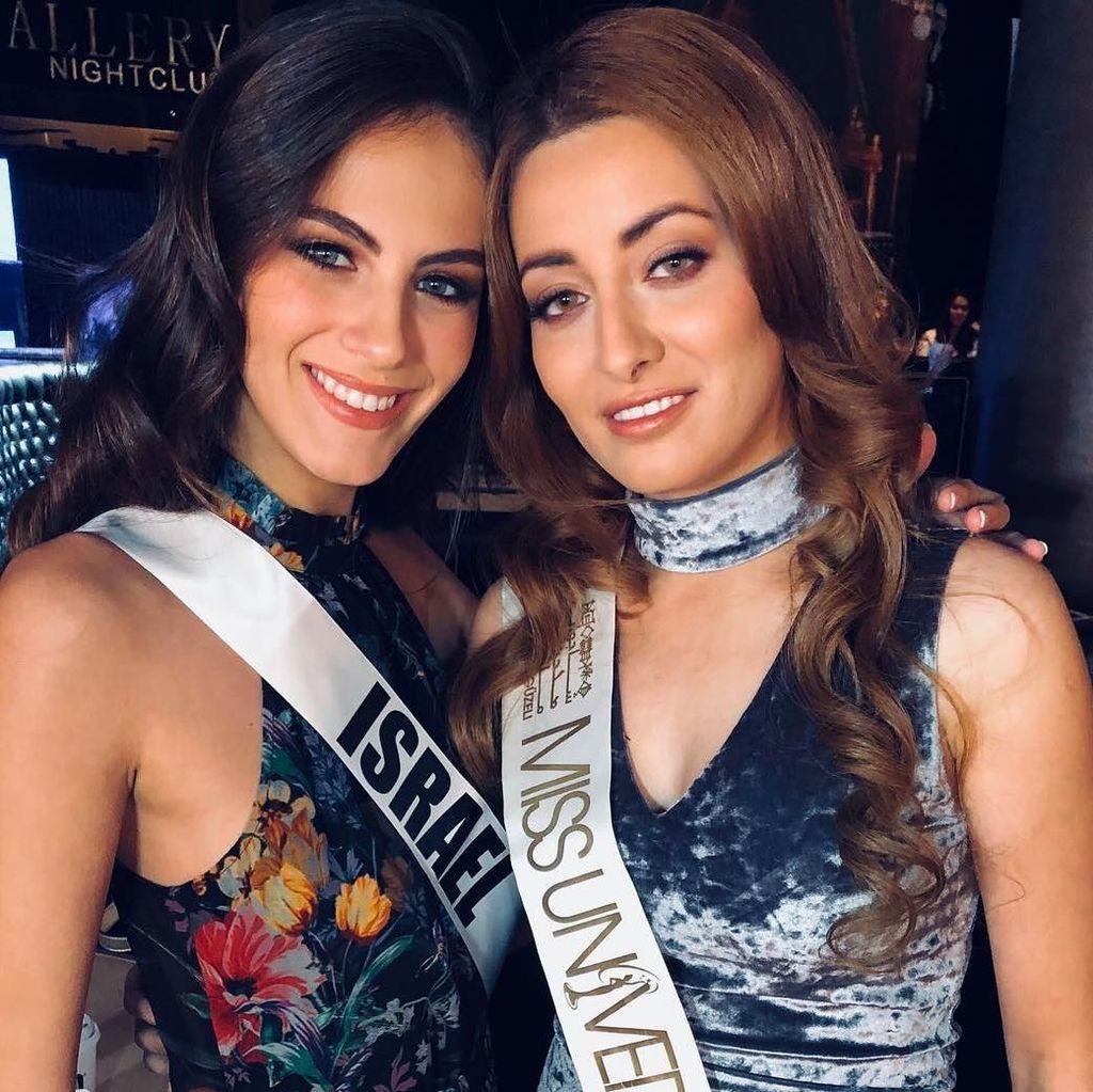 Sosok Ratu Kecantikan Irak-Israel yang Diprotes karena Selfie Bareng