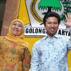 Hanura Segera Susul Demokrat-Golkar Deklarasi Dukung Khofifah-Emil