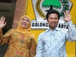 Demokrat dan Golkar Beri Tiket Khofifah-Emil Melaju di Pilgub Jatim