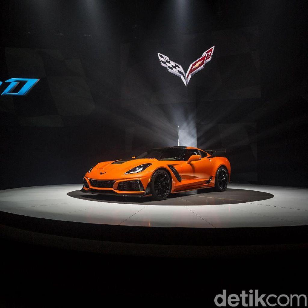 Raja Mobil General Motors, Sanggup Berlari sampai 337 Km/Jam