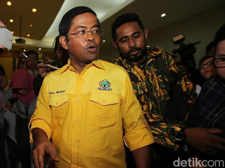 Idrus Saya Siap Jadi Caketum - Jakarta Plt Ketua Umum Golkar Idrus Marham mengaku siap maju di bursa pemilihan ketum Apa alasan mengklaim punya