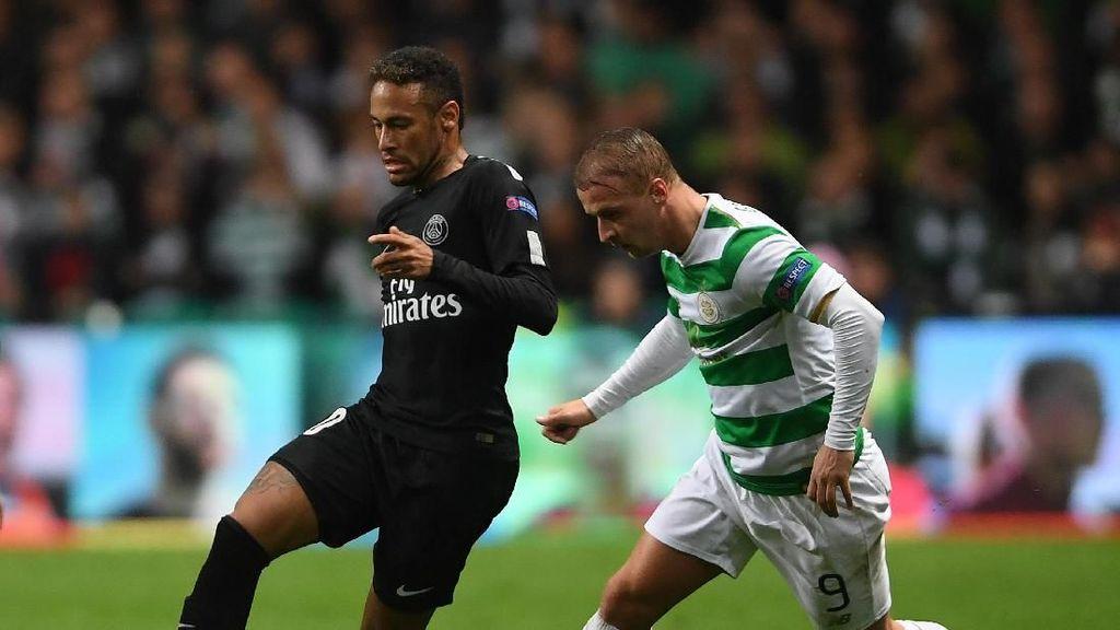 Neymar soal Celtic yang Kerap Membuatnya Jengkel
