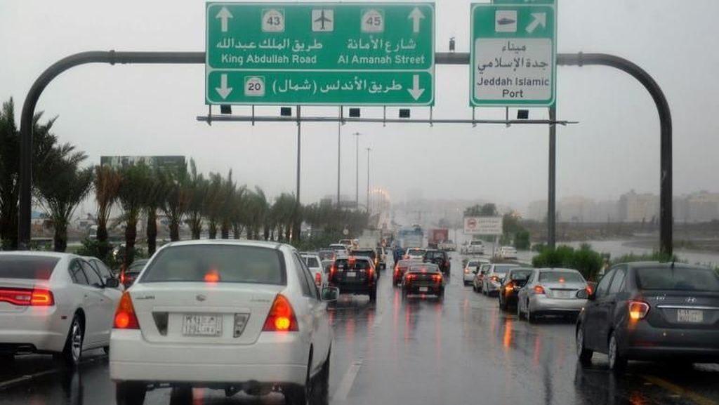 Video: Kondisi Jeddah Hari Ini setelah Dilanda Banjir Besar