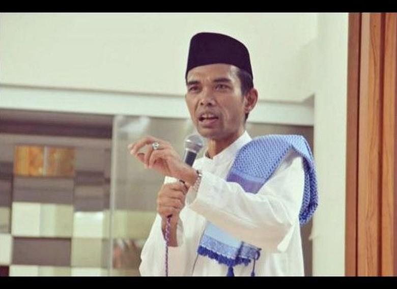 Sempat Ditolak Ormas, Ustad Somad Tetap Lanjutkan Dakwah di Bali