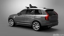 Uber Punya Ide Hilangkan Mual Naik Mobil Otonom