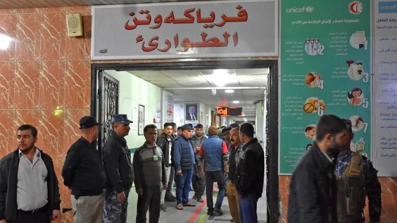 Bom Mobil Serang Pasar di Irak, 23 Orang Tewas