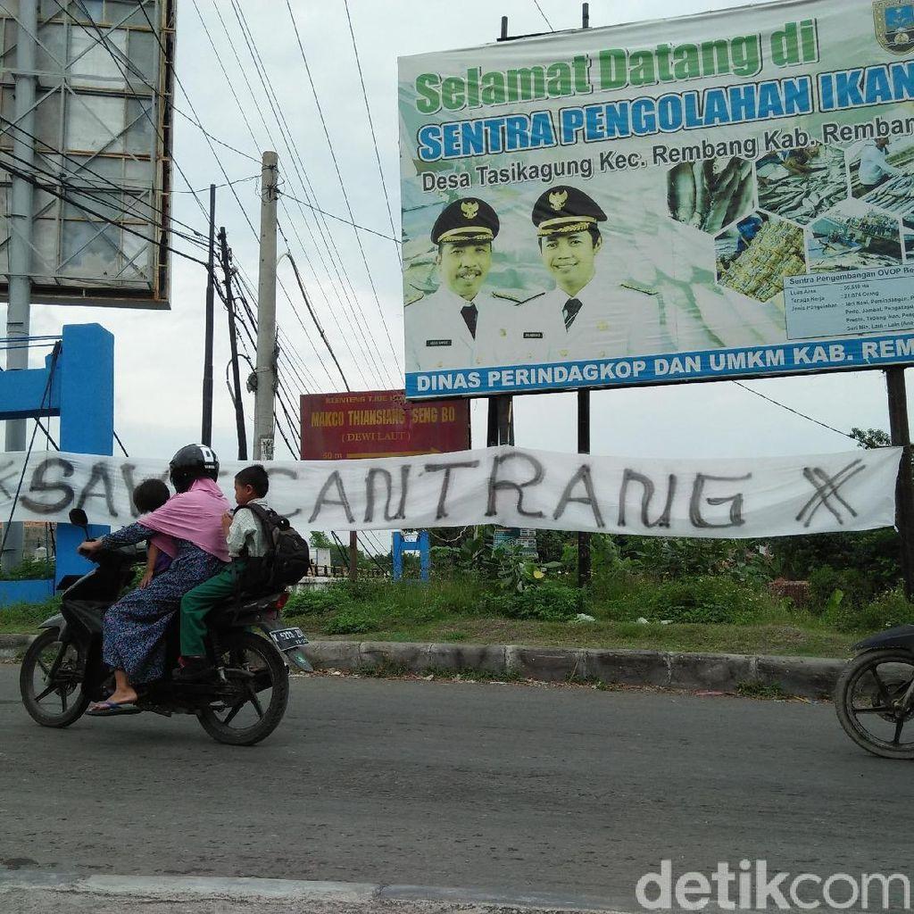 Akan Dibantu Alat Tangkap Ikan, Nelayan Rembang: #SaveCantrang