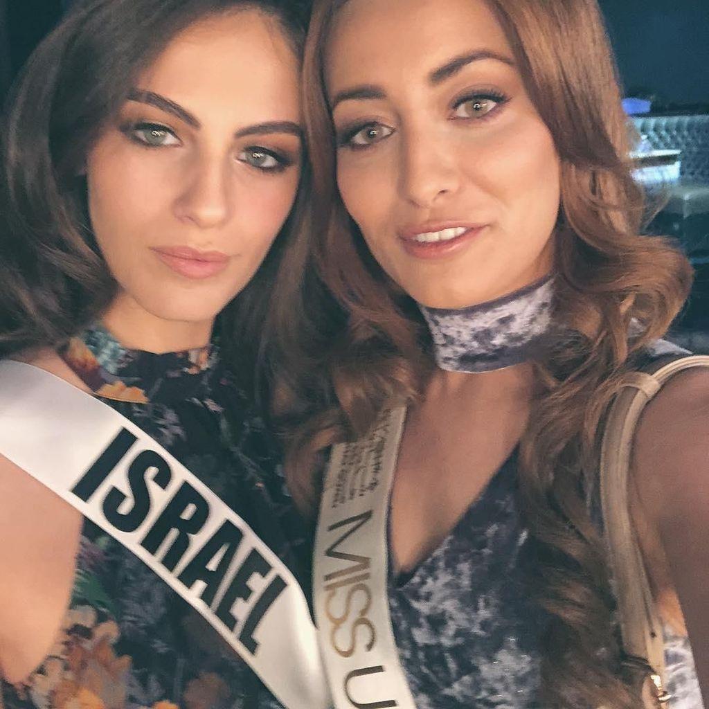 Foto Selfie Ratu Kecantikan Irak dan Israel Tuai Reaksi Keras