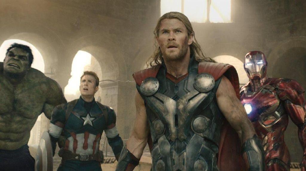 Video Avengers: Infinity War Menggoda Lagi