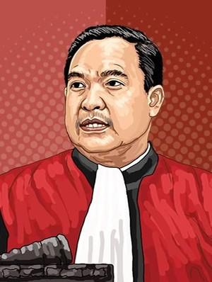 Hakim Kusno, Tak Pernah Kabulkan Praperadilan