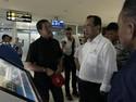 Cek Terminal Bandara Internasional Silangit, Menhub: Siap Pakai
