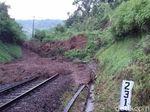 Longsor di Garut, Perjalanan KA Dialihkan Lewat Jalur Utara