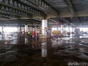 Ini Proses Pengerjaan Bandara Mengapung di Semarang