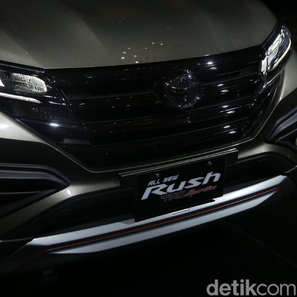 Sudah Inden, Tak Ada Diskon untuk Toyota Rush