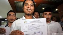 Himpunan Mahasiswa Laporkan Novanto ke MKD