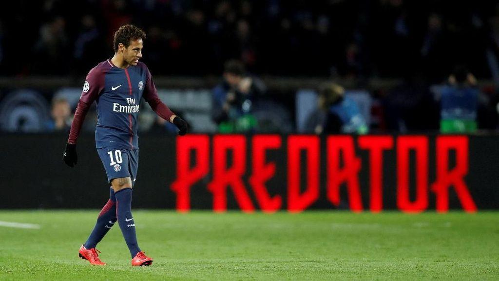 Neymar Baru Tiga Bulan di PSG, Isu ke Madrid pun Ditepis
