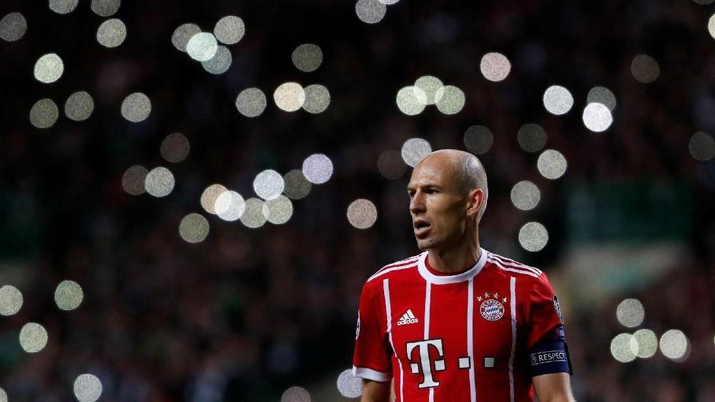 Robben: Masa Depanku Tidak Pasti