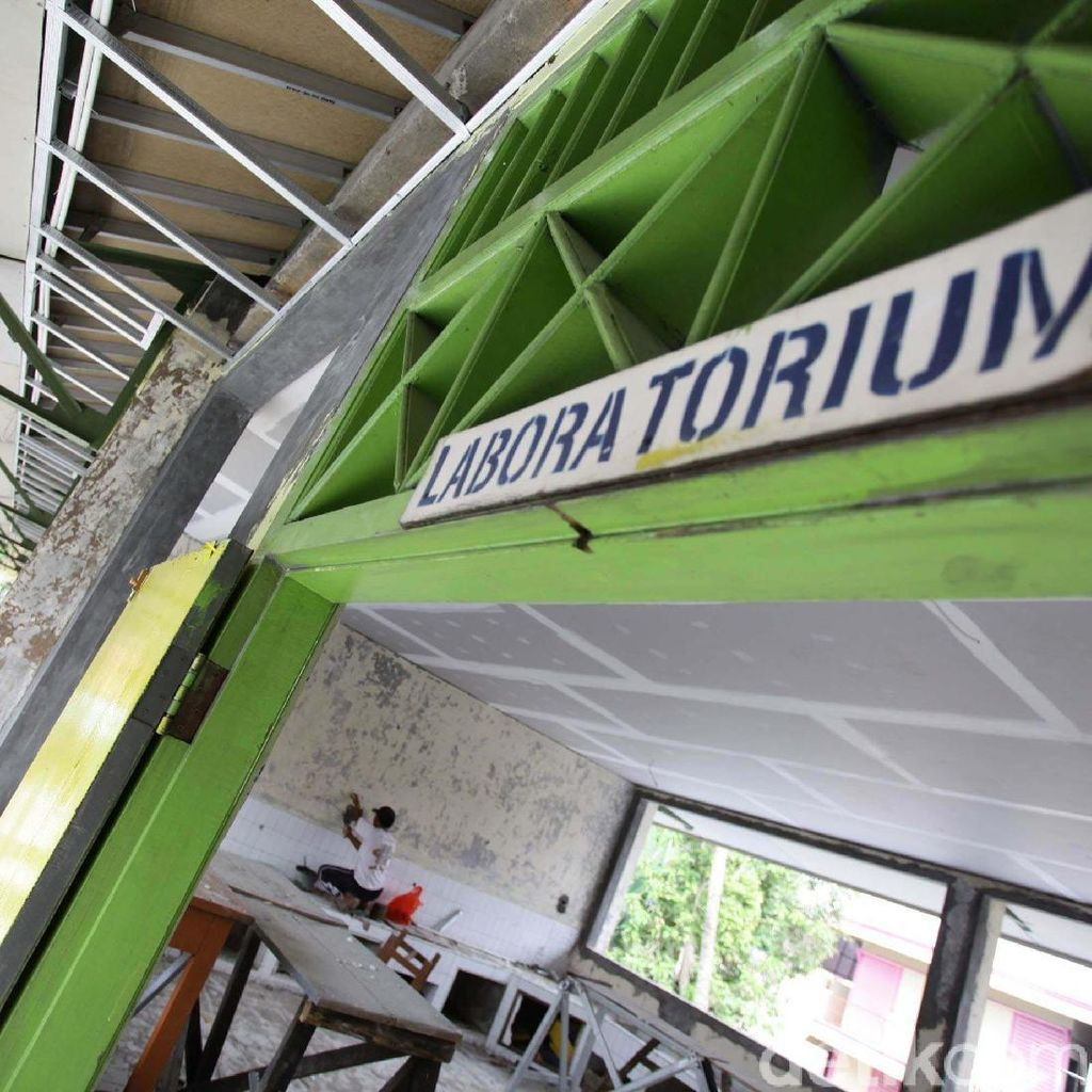 Pemprov DKI Rehabilitasi 119 Sekolah