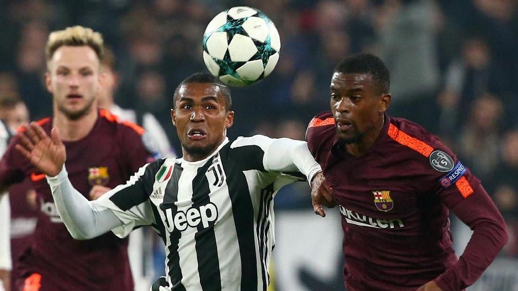 Imbang Tanpa Gol dengan Juventus, Barcelona Lolos