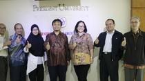 President University Kenalkan Dunia Teknologi Lewat CompSphere