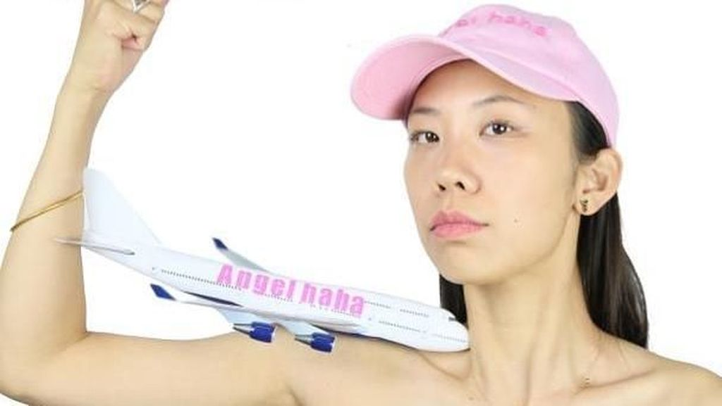 Bosan Terbang Monoton, Traveler Ini Bikin Pesawat Khusus Seniman